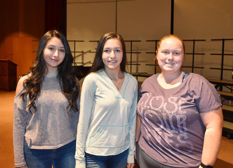PHS Central Section Honor Choir
