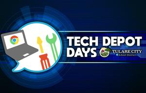 Tech Depot Day English