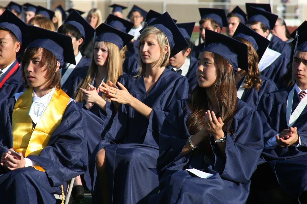YLHS First Graduation, June 11th 2012