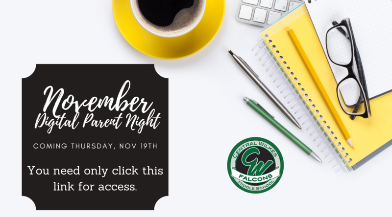 November Virtual Parent Night Thumbnail Image