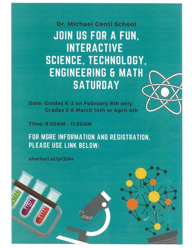 STEM Saturdays Featured Photo