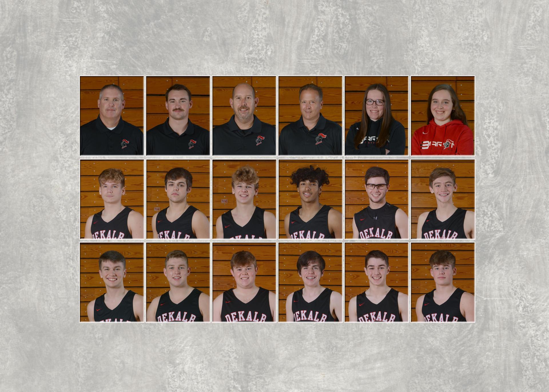 2020-2021 Varsity boys Basketball