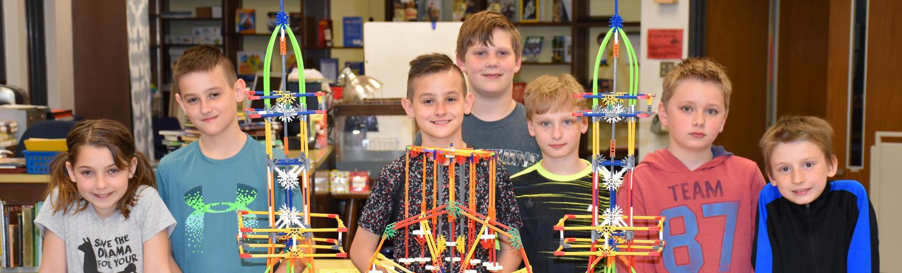 4th Grade Project
