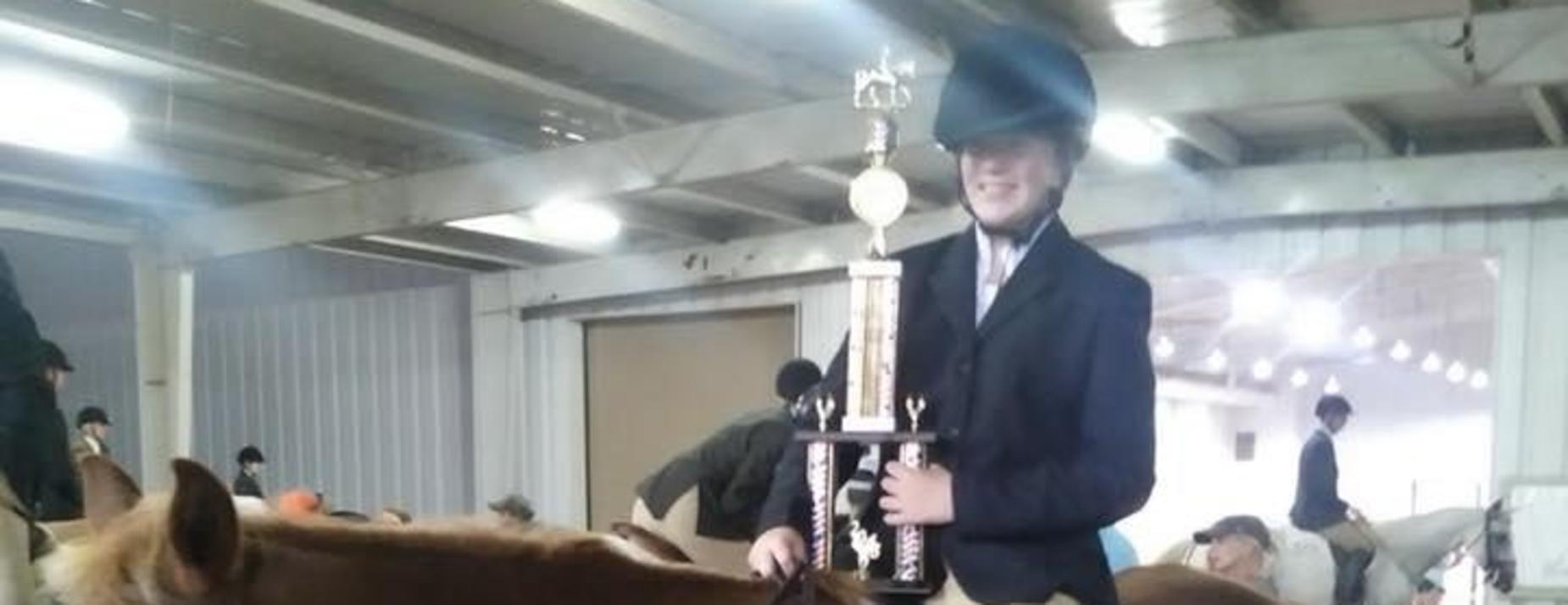 FFA State Horse Show