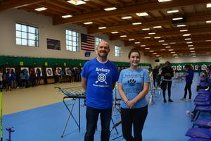 Warner Archery Coaches