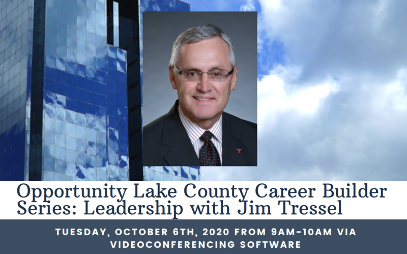 Opportunity Lake County Career Builder Series: Leadership with Jim Tressel Featured Photo