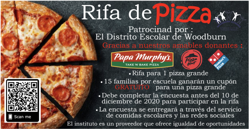 ¿Alguien dijo PIZZA??? Featured Photo