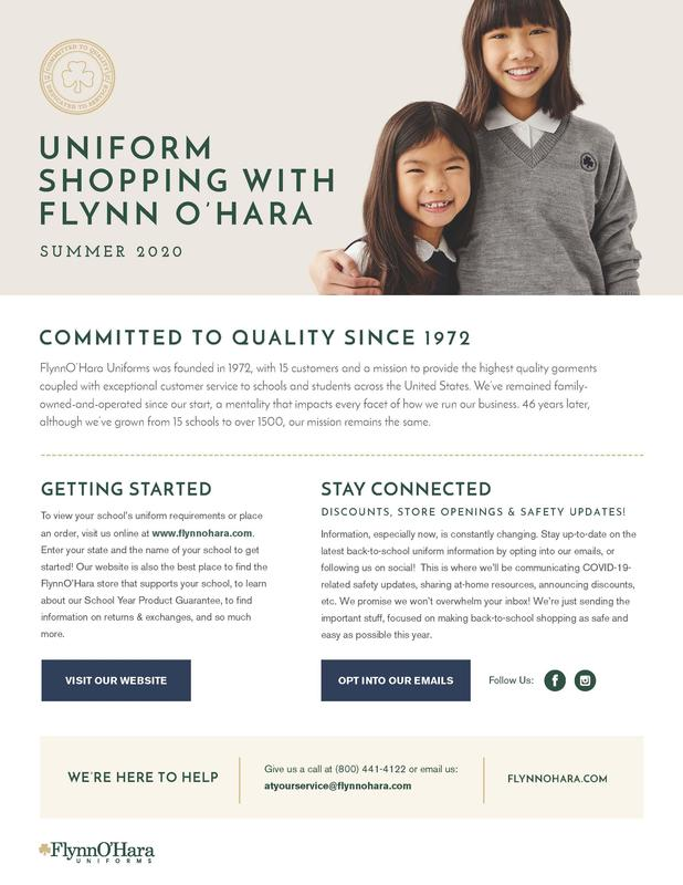 Flynn & O'Hara Offering FREE Shipping Featured Photo
