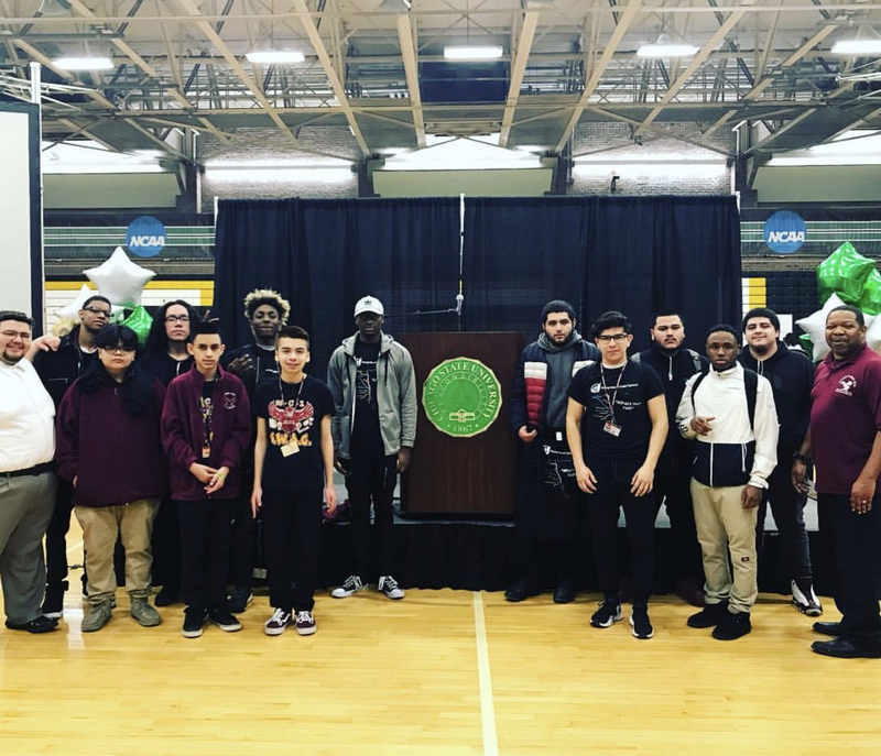 6th Annual Young Men of Color Summit at Chicago State University! Featured Photo
