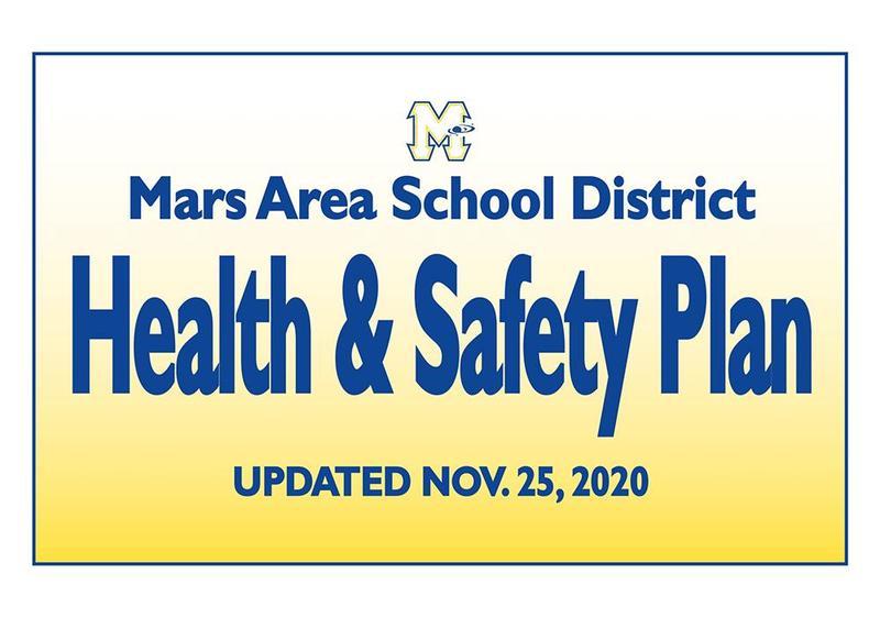 Mars Area School District Health & Safety Plan