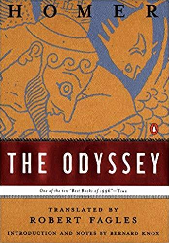 The Odyssey Book Image