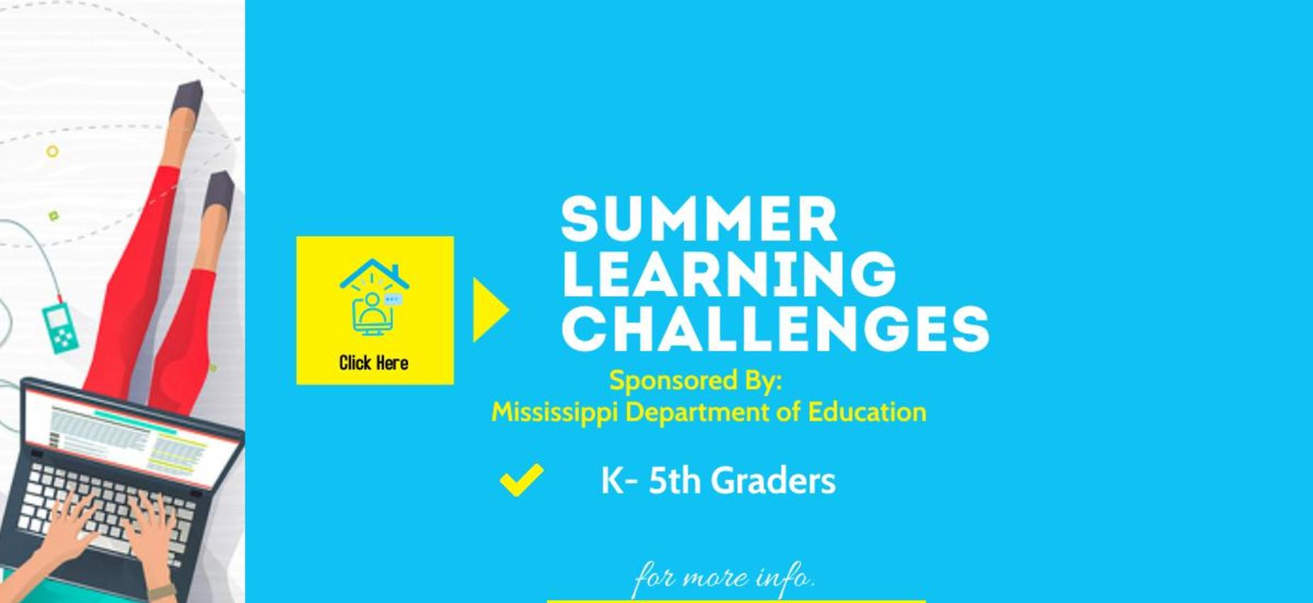 MDE Summer Learning Challenges
