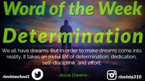 image of determination