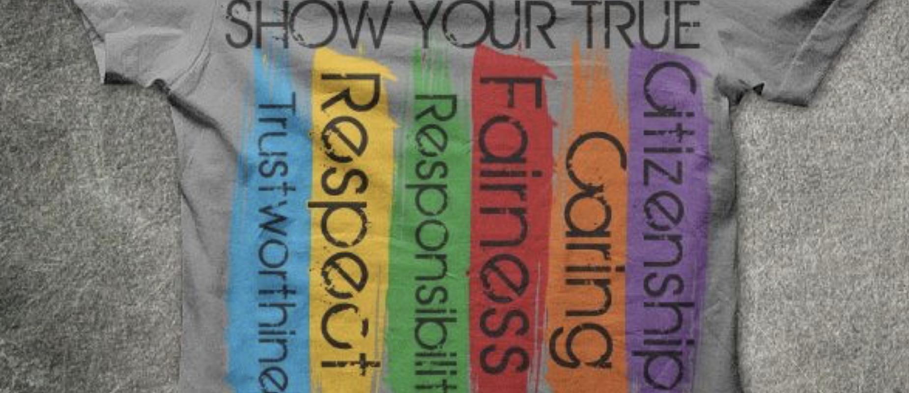 Show your true colors