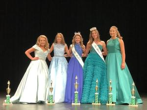 BMS Pageant Court