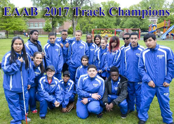 Champion Track Teams