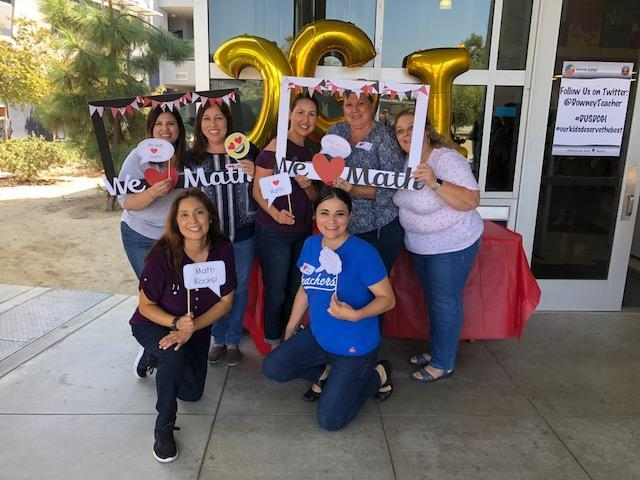 Loma Vista Teachers Attend CGI Conference Featured Photo
