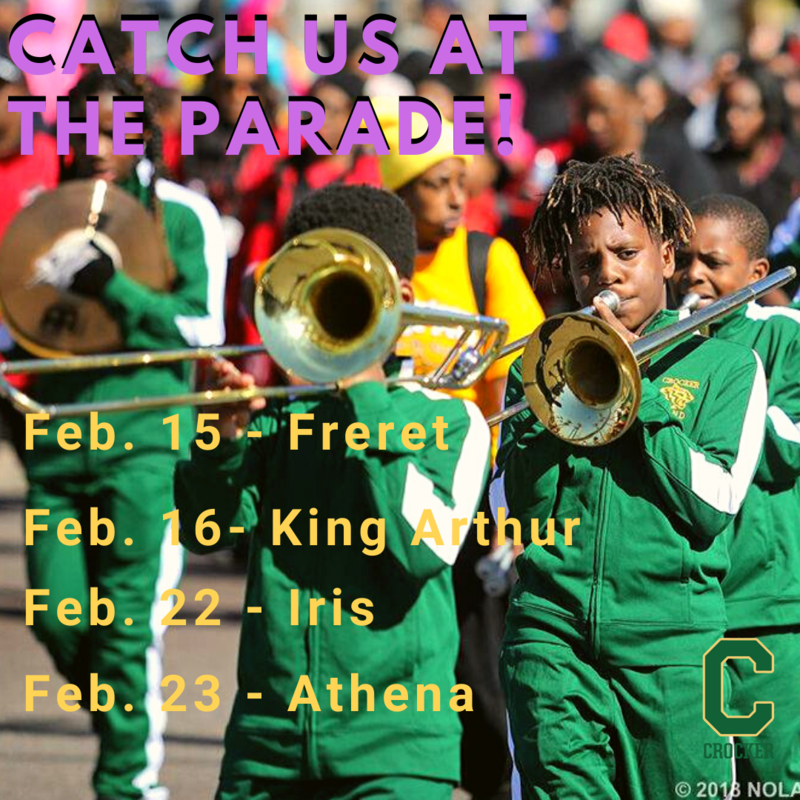 Catch Us at The Parade Featured Photo