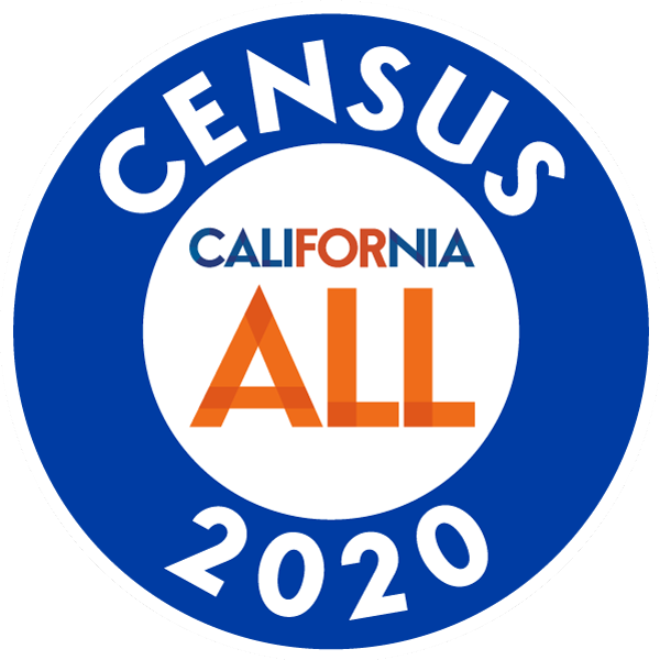 Census for California logo