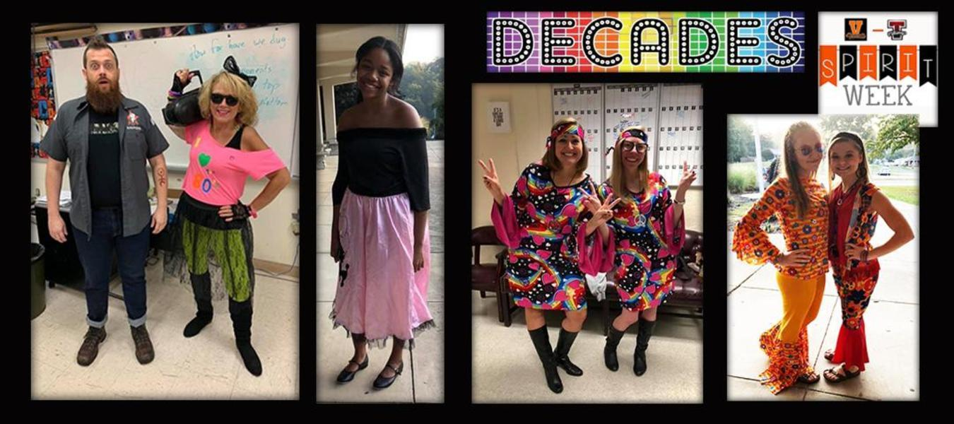 Decades Day!