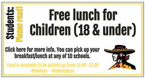 Free lunch m-w