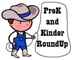 Pre-K and Kindergarten Round-Up ~ Friday, February 28! Featured Photo