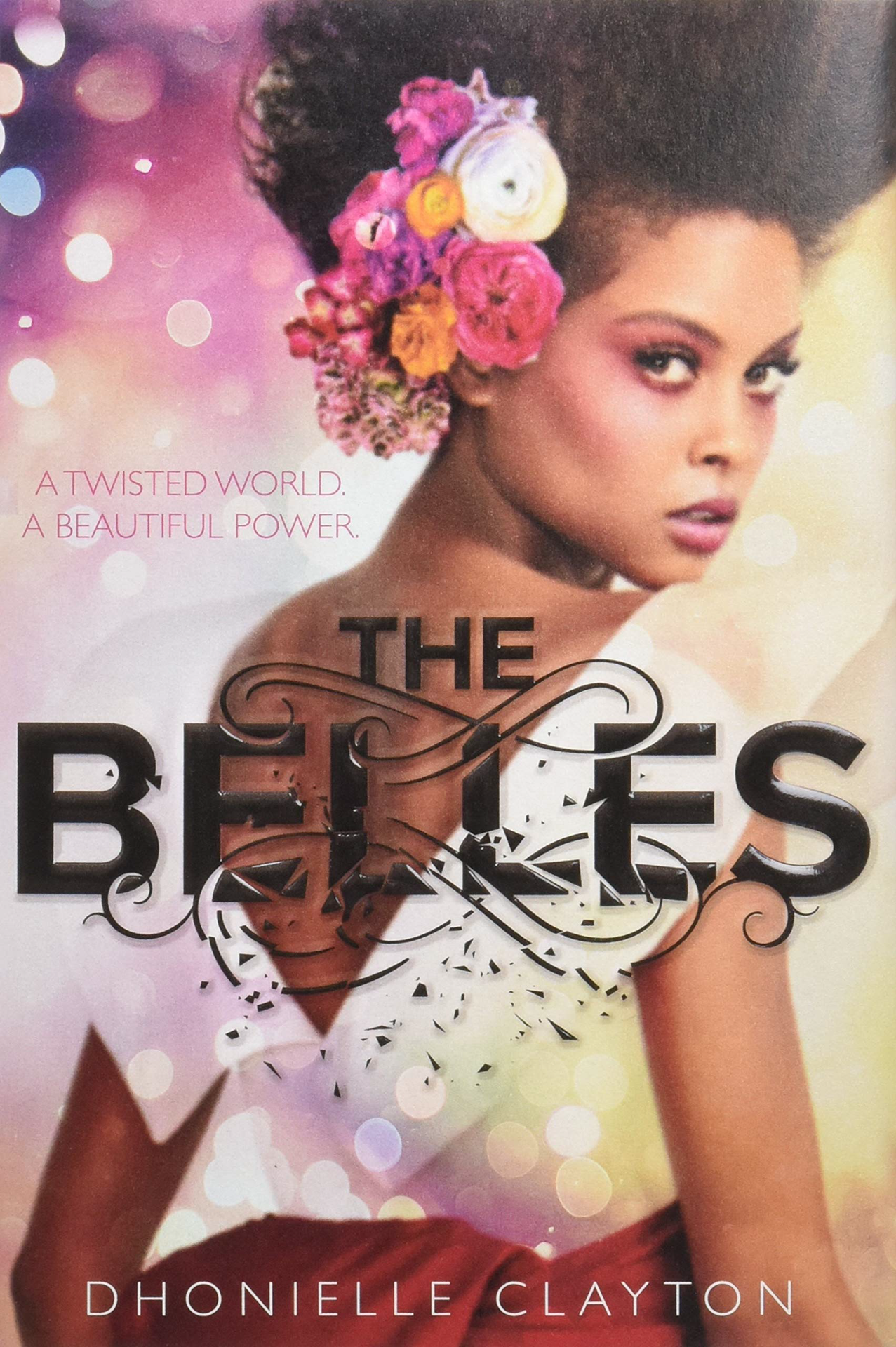 Book cover for The Belles