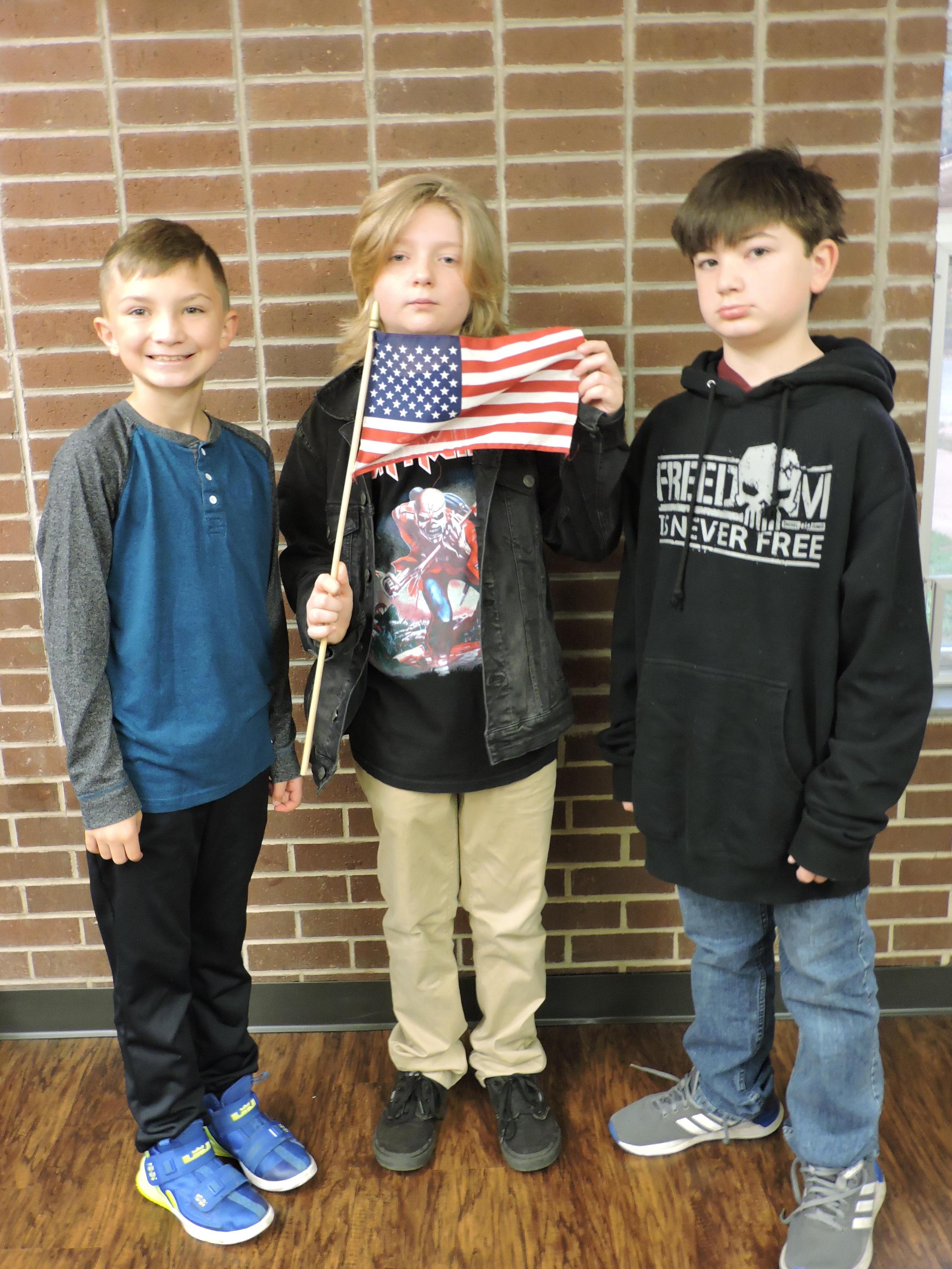 Flag Crew Student Ambassadors