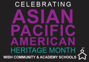AAPI Month logo