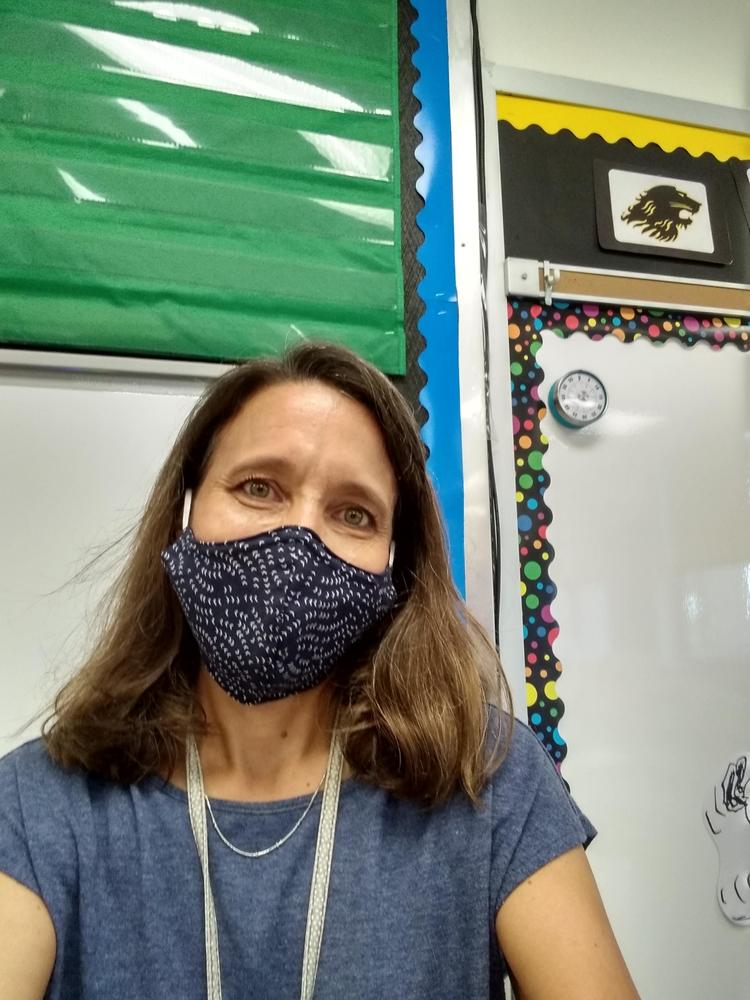 Mrs. Howie's Classroom photo August 2020