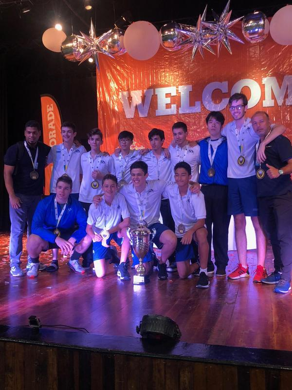 Volleyball represents ISP and Panama at AASCA Featured Photo