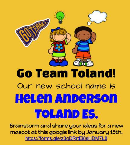 Go Team Toland! Thumbnail Image