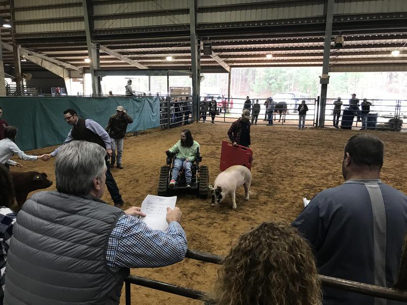 2020 Lauderdale County Jr. Livestock Show & Sale