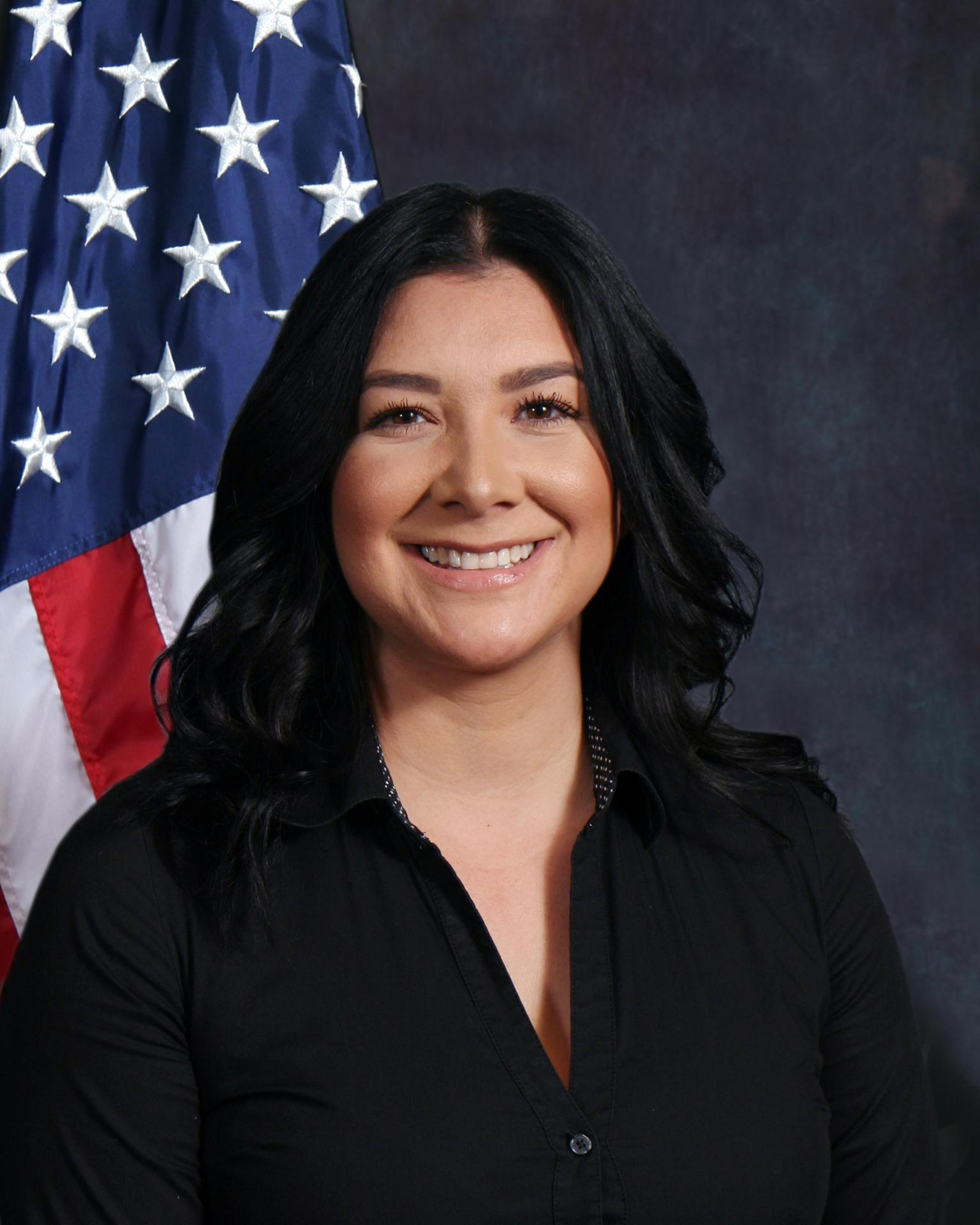 Picture of Commissioner Perez