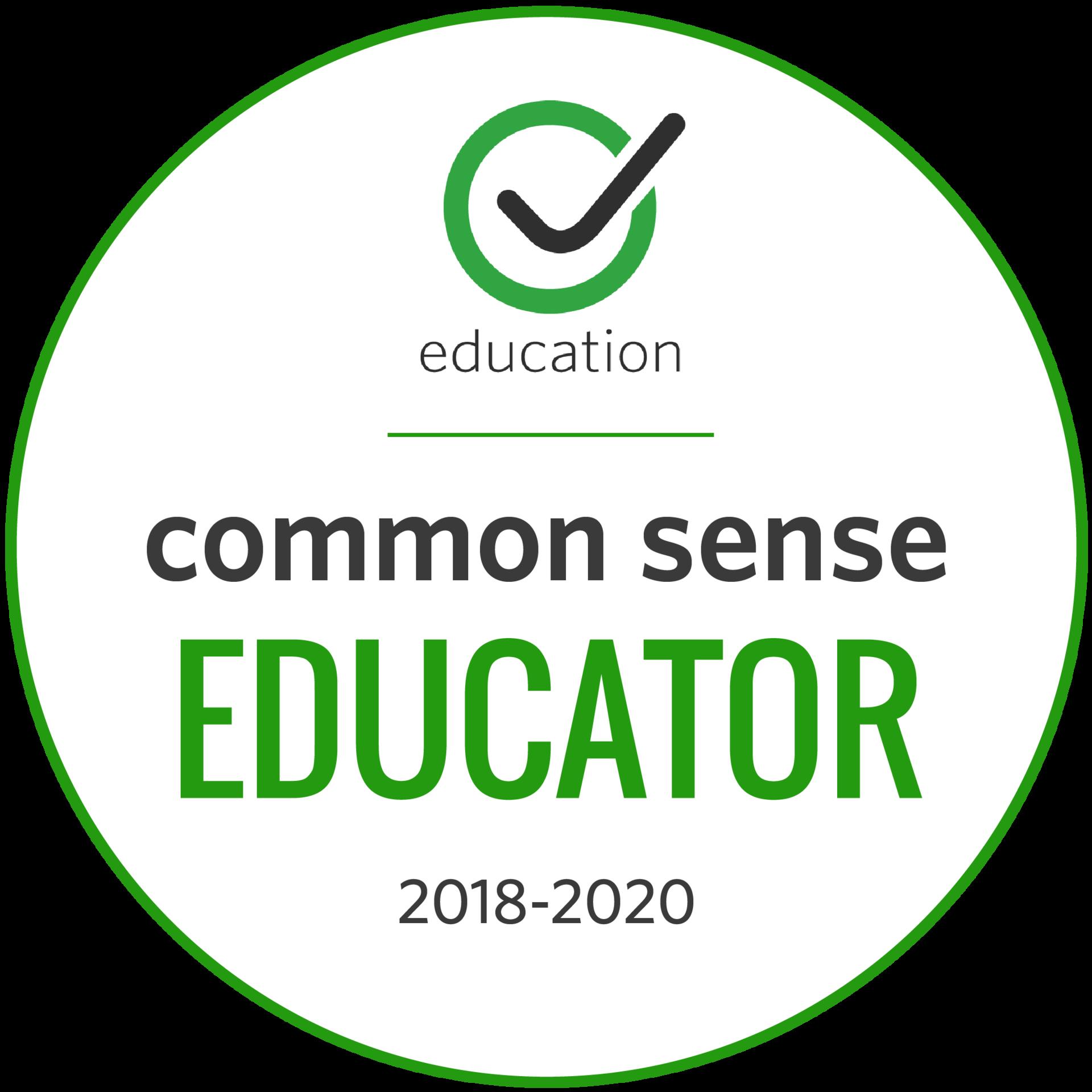 Common Sense Media Educator