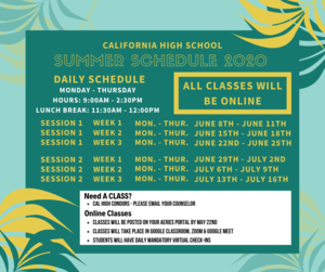 Summer School Flier 1