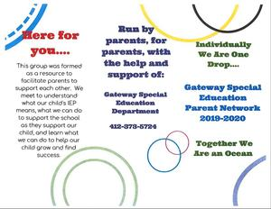 Gateway Special Education Parent Network