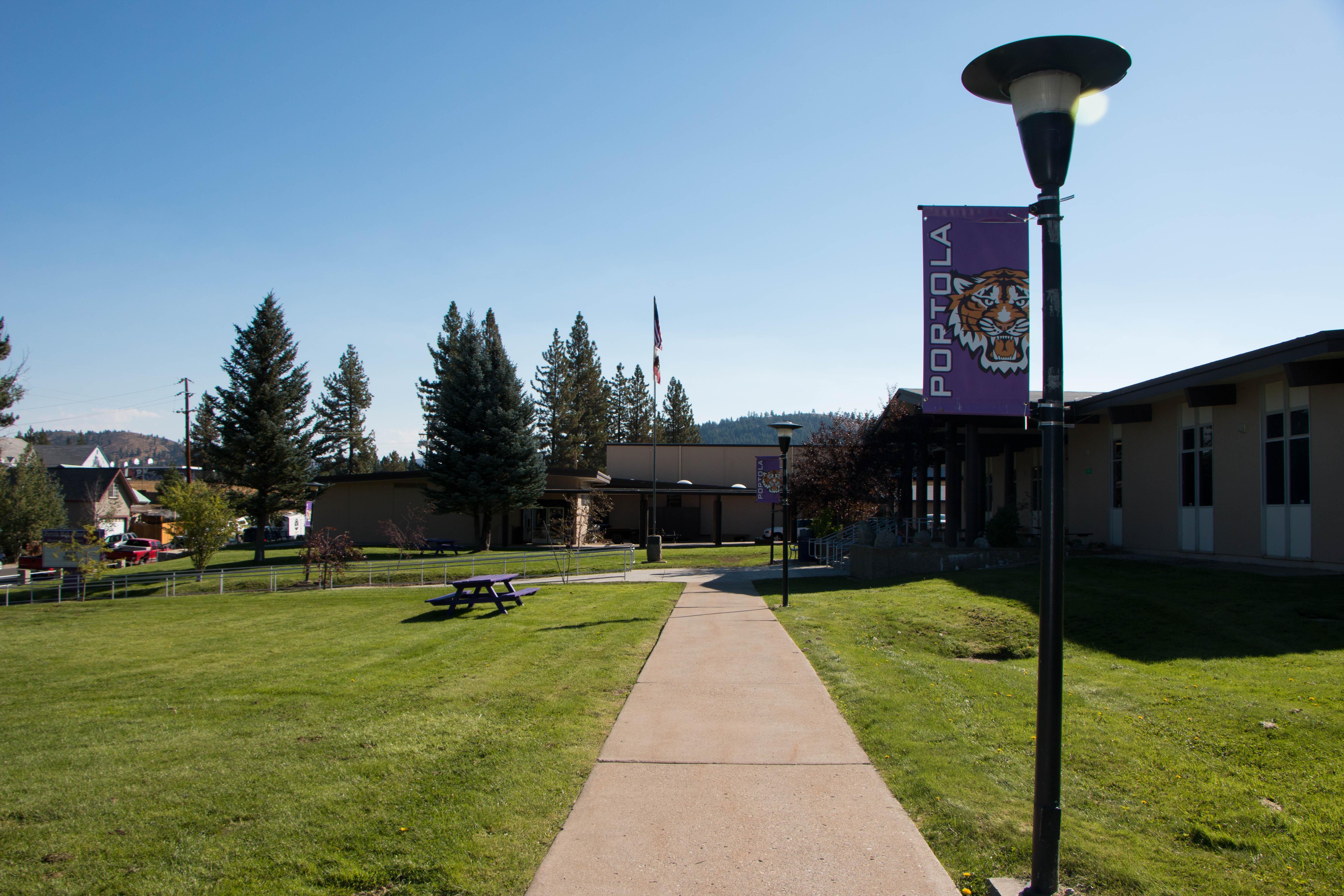 Portola High School Campus