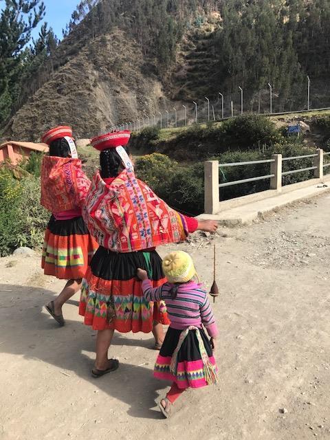 Andean women