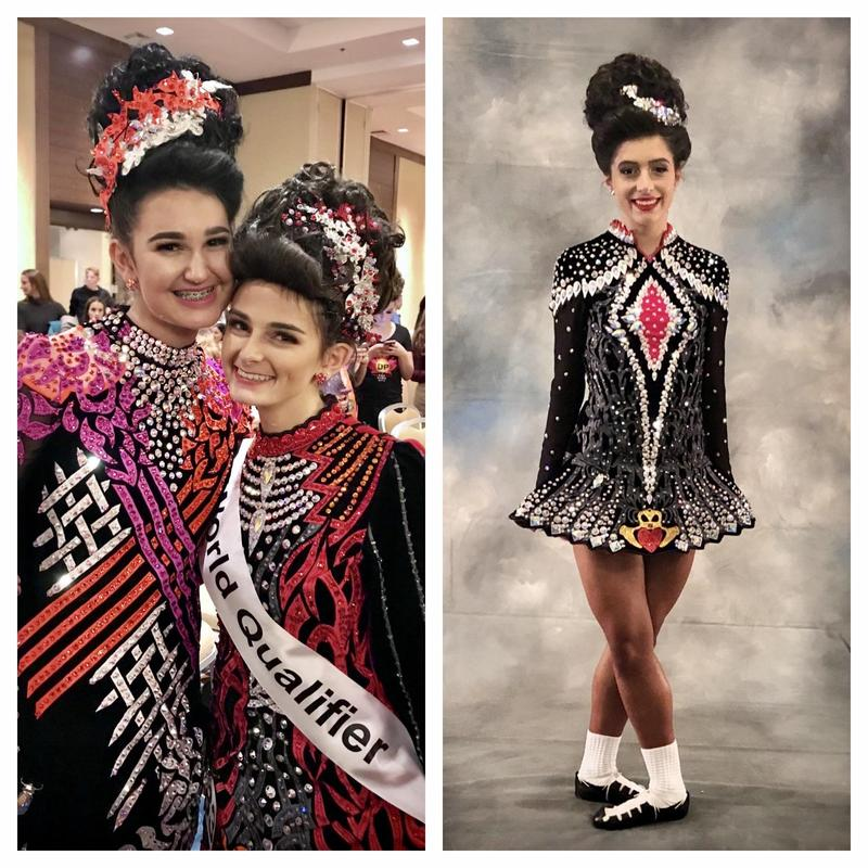 Union Catholic students qualify to compete in the Irish Dance World Championships in Dublin Thumbnail Image