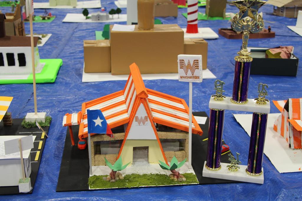 Berta Cabaza MS 30th Annual Texas History Fair
