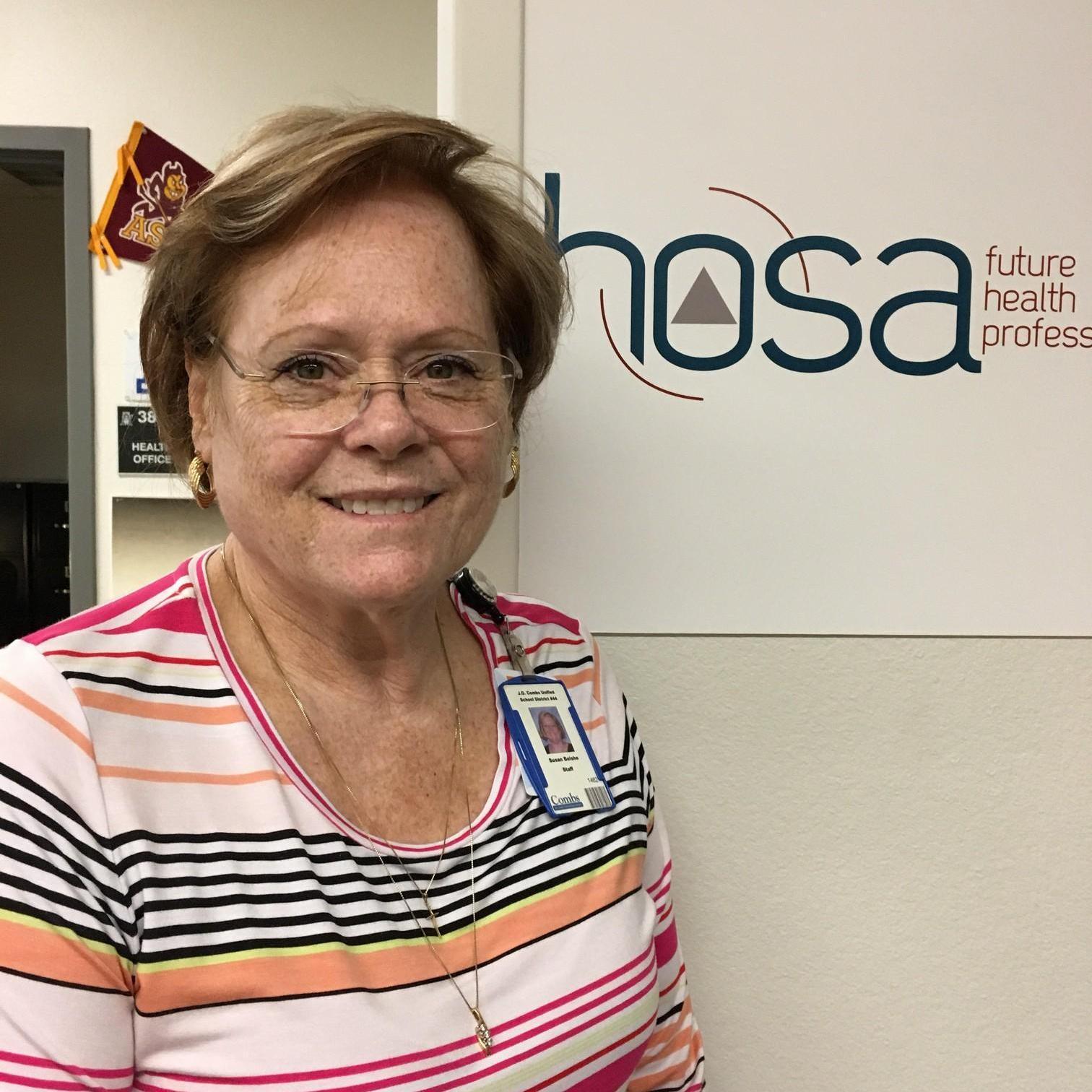 Susan Belshe's Profile Photo