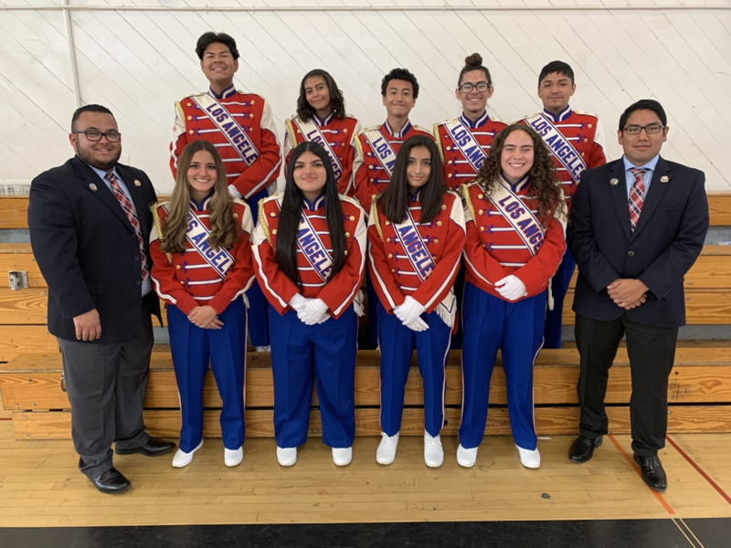 9 Kennedy Band Students March in Tournament of Roses Parade Featured Photo
