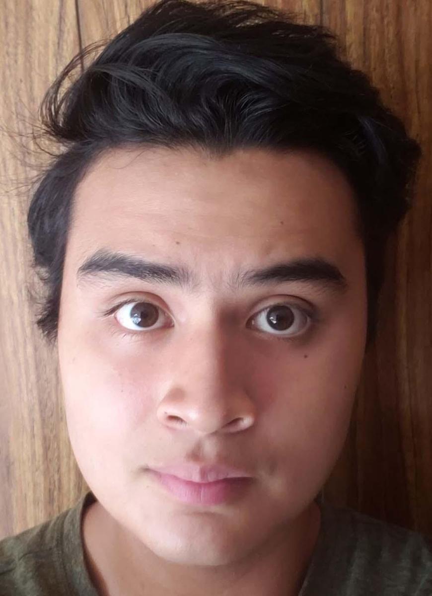 Photo of Aaron Rosales