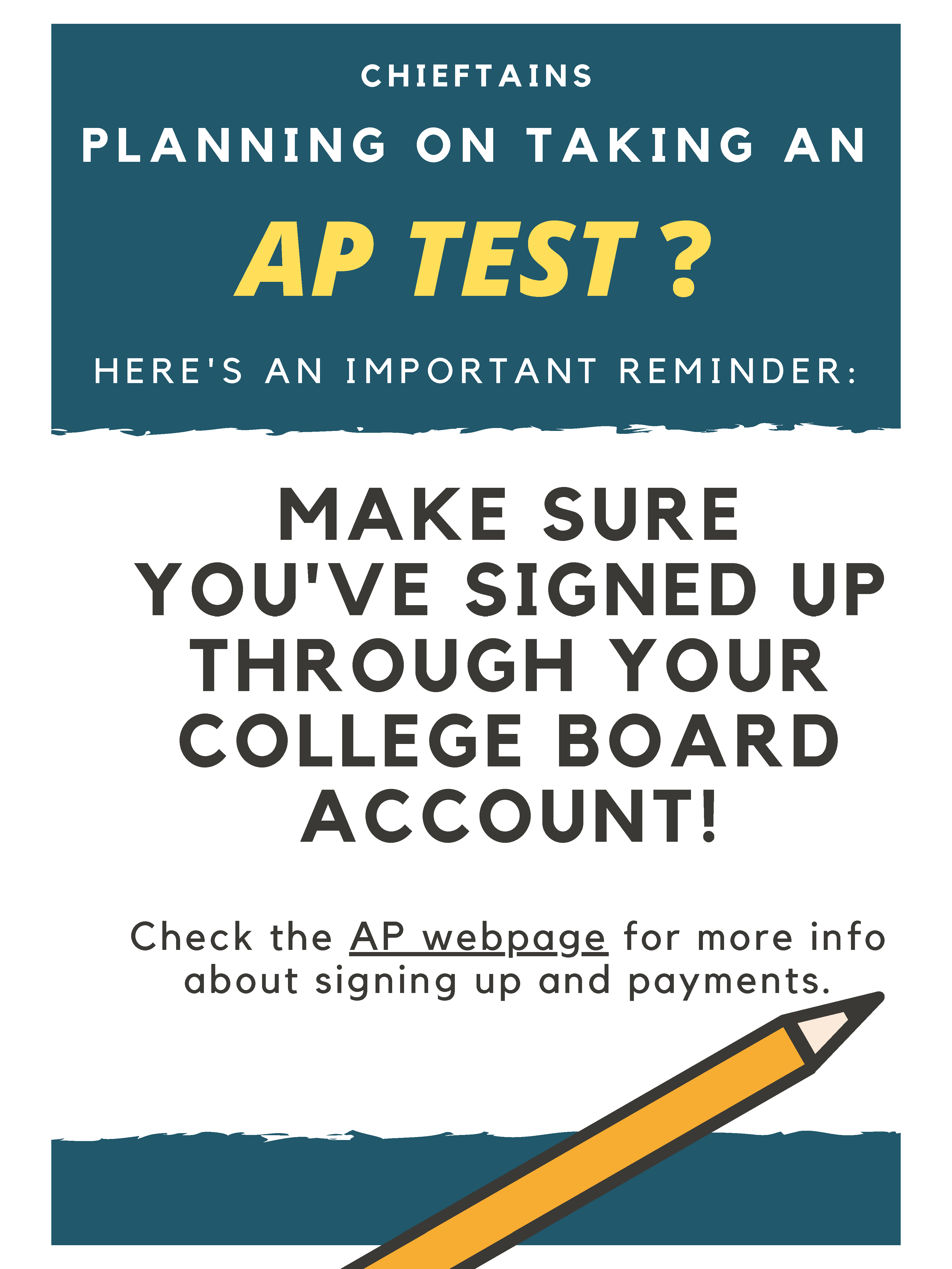 AP Remind Flyer