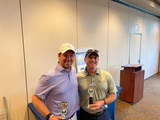 Congratulations to our 2021 Golf Outing 1st Place Group! Featured Photo