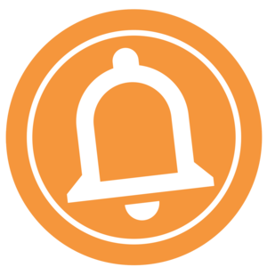 Orange Circle with Bell Inside no back.png