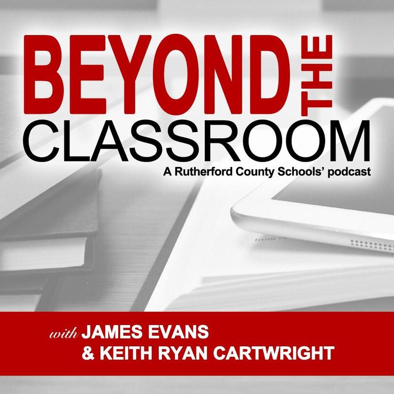 RCS Beyond the Classroom Podcast with guest Beth Duffield Thumbnail Image