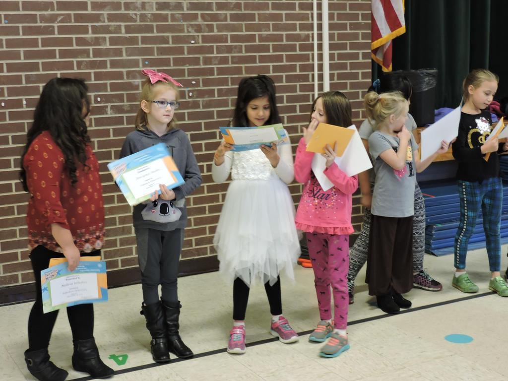 2nd Grade Terrific Kids