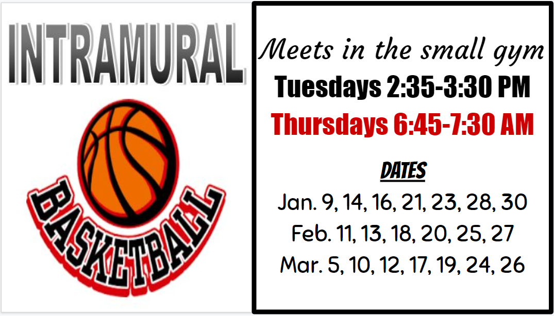 Basketball Dates